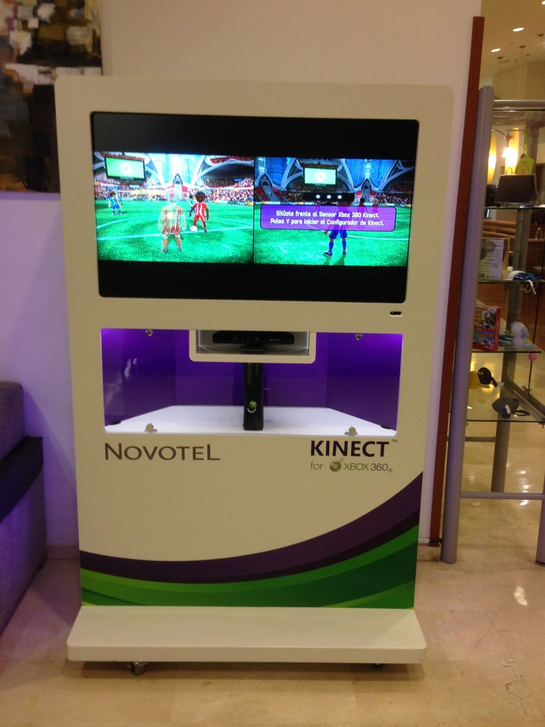Novotel Sevilla Wii