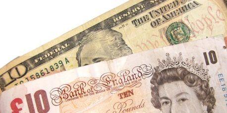 Durante el 2015 - dollar pound