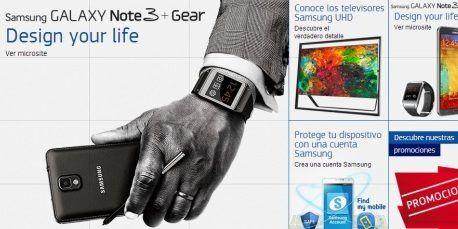Samsung abre su primera tienda en Bilbao