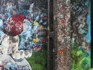 Las Meninas coloridas - turismo industrial en Ferrol