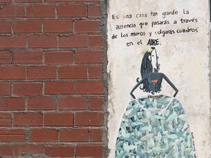 Las Meninas - cuadros en el aire - turismo industrial en Ferrol