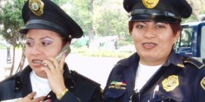 Policía México DF