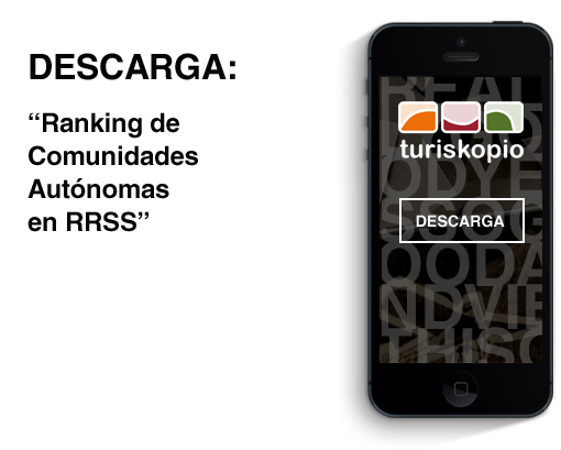 Ranking Comunidades Autonomas en Redes Sociales